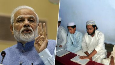 Narendra Modi's Madrasa Modernisation Push: Teachers to be Trained in English & Science; Focus on Technical Education