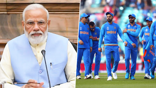 IND vs SA, ICC CWC 2019: PM Narendra Modi Wishes 'Men in Blue' Best of Luck, Says 'Win The Match And Hearts'