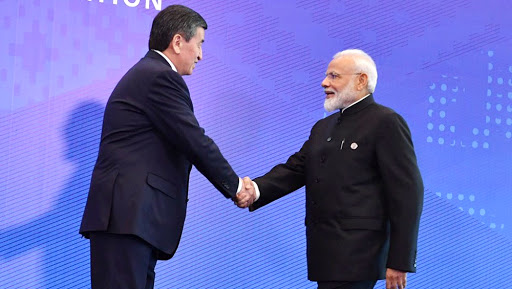 PM Narendra Modi Extended Support to Kyrgyzstan During SCO Summit, Says 'Terrorism Will Not be Tolerated at Any Cost'