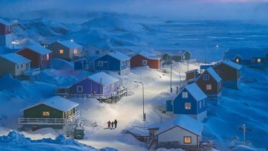 National Geographic Travel Photo Contest 2019 Winner: Breathtaking Photo of Winter in Greenland by Photographer Weimen Chu Wins The Grand Prize