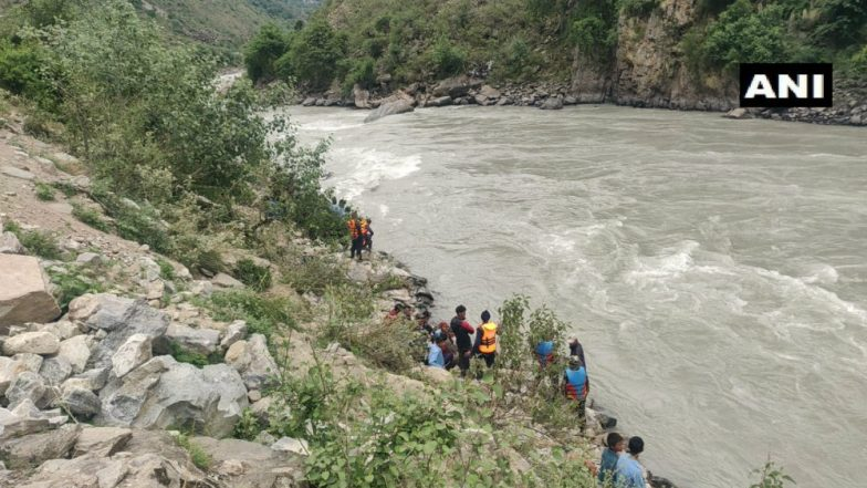 Nepal: 15 People Missing After Jeep Plunges into Karnali River  in Humla District