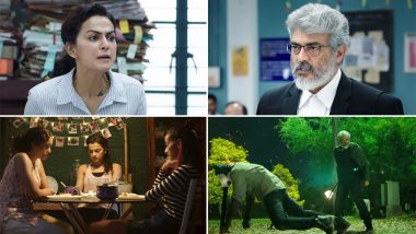 Nerkonda Paarvai Trailer: Thala Ajith Manages to Nail Amitabh Bachchan's Pink Act in This Powerful Remake (Watch Video)