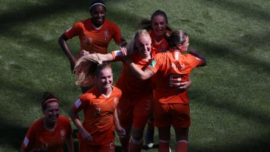 Netherlands Beat Italy 2-0 to Reach First Ever FIFA Women's World Cup Semi-Finals