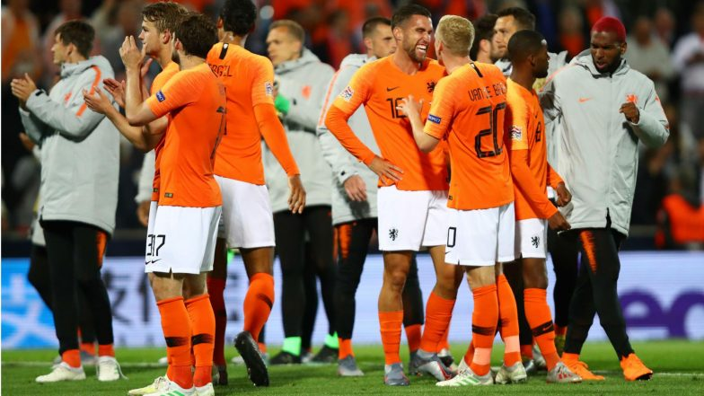 UEFA Nations League 2018-19: Netherlands Beat England to Meet Portugal in Final