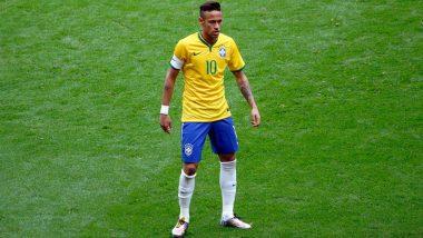 BRA vs NIG: Neymar Limps Out of Brazil Friendly Against Nigeria in Singapore