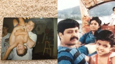 Nick Jonas' Father's Day Post For His Dad And Wife Priyanka Chopra's Father Is Winning Over The Internet! Check It Out