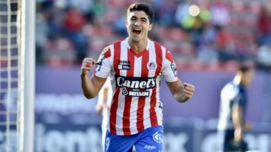 Atletico Madrid Sign Argentine Striker Nicolas Ibanez