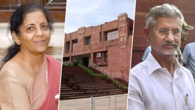 Nirmala Sitharaman, Subrahmanyam Jaishankar to be Awarded By JNU at Distinguished Alumni Award