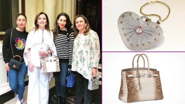 You Thought Nita Ambani's Rs 2.6 Crore Hermes Birkin Bag Was Expensive? Wait Till You Check Out The Price Tags of The Costliest Handbags in the World