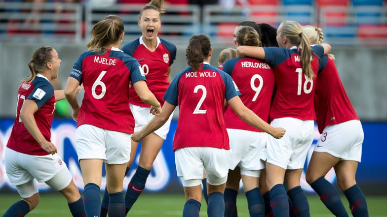 Norway vs Nigeria Live Streaming of Group A Football Match: Get Telecast & Free Online Stream Details in India of FIFA Women's World Cup 2019