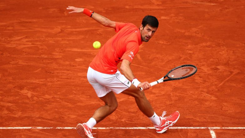 Novak Djokovic continues his French Open march with win over Salvatore Caruso