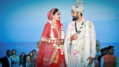 Bengali Actress and First Time MP Nusrat Jahan Ties the Knot with Nikhil Jain in Turkey! View Pic