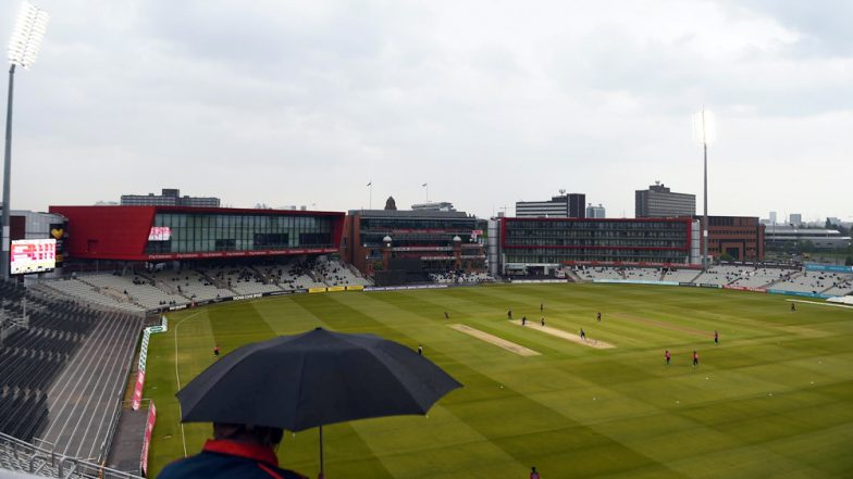 India vs Pakistan ICC Cricket World Cup 2019 Weather Report: Check Out the Rain Forecast and Pitch Report of the Old Trafford in Manchester