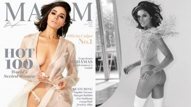 Olivia Culpo Goes Barenaked For Maxim Magazine's Photoshoot As She Is Ranked No 1 On Their Annual Top 100 - View The Sultry Pics!
