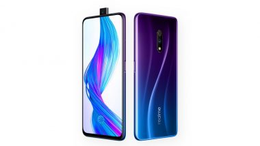 Realme X Online Sale Tonight at 8PM IST Through Flipkart & Official Website; Prices, Features & Specifications