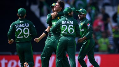 Pakistan vs Afghanistan, ICC CWC 2019 Match Results and Report: Shaheen Afridi, Imad Wasim and Wahab Riaz Help PAK Win by 3-Wickets in Nail-Biting Encounter
