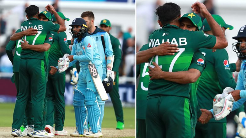 Twitterati Laud Pakistan Cricket Team's Performance After They Beat Favourites England in ICC CWC 2019 Match
