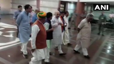 PM Narendra Modi Holds First All-Party Meet After Lok Sabha Election Win