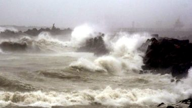 Cyclone Kyarr Currently Centred About 310 Km South-West Mumbai, Likely to Cause Heavy Rains Over Western Coast
