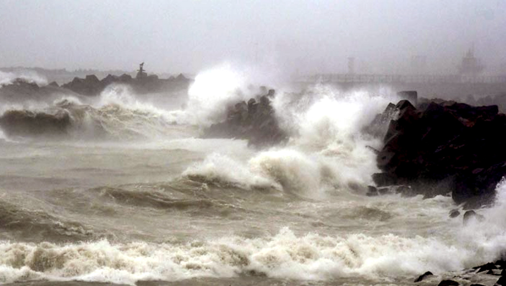 Cyclone Maha Update: Heavy Rainfall Alert Issued in Maharastra's Northern, Konkan Regions; Fishermen Asked Not to Venture Into Sea