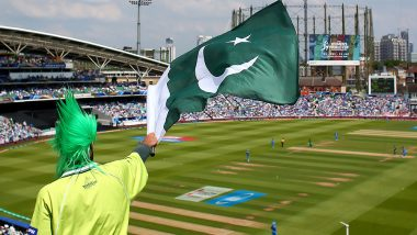 Indian Fan Supports Pakistan Cricket Team During PAK vs SA CWC 2019 Match at Lord's, See Viral Pic