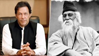 Pakistan PM Imran Khan Gets Trolled For Posting Rabindranath Tagore's Quote Saying it's by Kahlil Gibran