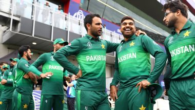 Fakhar Zaman, Wahab Riaz and Other Pakistan Players Dance During Training Session Ahead of PAK vs SA CWC 2019 Match (Watch Video)