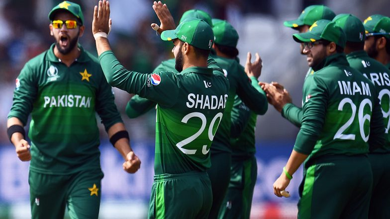 Pakistan vs Afghanistan, ICC CWC 2019 Stat Highlights: Imad Wasim, Wahab Riaz Heroics Help PAK Save Blushes in a Must-Win Game