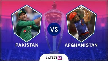 Pakistan vs Afghanistan, ICC CWC 2019 Match Highlights: Imad Wasim, Wahab Riaz Guide PAK to 3-Wicket Victory