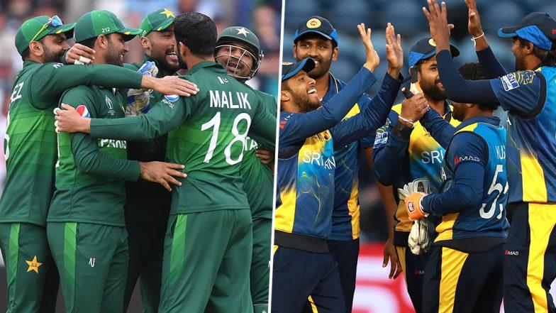 Live Cricket Streaming of Pakistan vs Sri Lanka 1st T20I 2019 Match on PTV Sports and Sony Six: Watch Free Telecast and Live Score of PAK vs SL T20I Series
