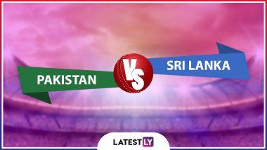 Live Cricket Streaming of Pakistan vs Sri Lanka ODI Match on Hotstar, PTV Sports and Star Sports: Watch Free Telecast and Live Score of PAK vs SL ICC Cricket World Cup 2019 ODI Clash on TV and Online