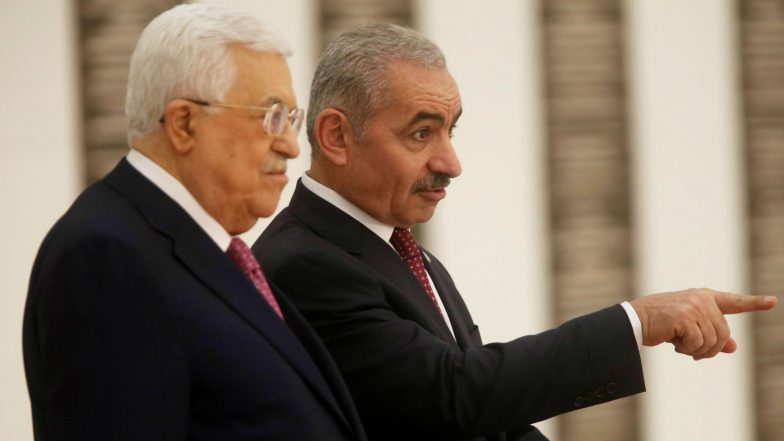 Palestinian PM Mohammad Ishtaye Says US Wages Financial, Political War On PA