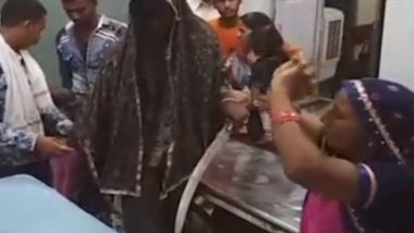 Ratlam: People Perform Black Magic-Type Ritual With Sword in Hospital For Dead Patient's Soul, Watch Video