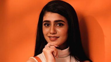 Wink Girl Priya Prakash Varrier to Croon for Rajisha Vijayan's Finals