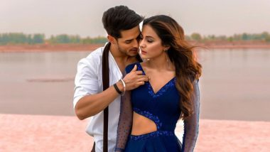 Hina Khan And Priyank Sharma's Crackling Chemistry Is On Display In This Latest Still From Their Upcoming Music Video Ranjhanaa