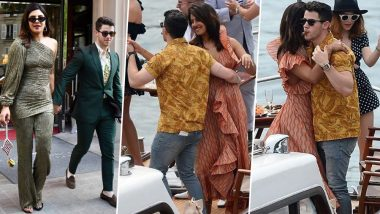 Priyanka Chopra and Nick Jonas' Pictures While Dancing and Going on a Dinner Date in Paris Are Damn Classy!