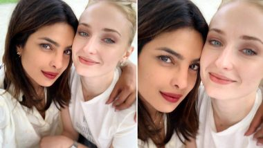 Priyanka Chopra and Sophie Turner Share a 'J-Sisters' Moment in Paris Ahead of GoT Actress' Wedding With Joe Jonas- View Pic