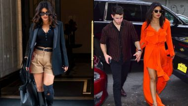 Priyanka Chopra Rocks Two Diverse Looks In The Most Impeccable Manner - View Pics