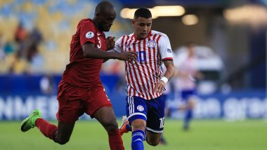 Copa America 2019: Qatar Notch Unexpected Draw Against Paraguay