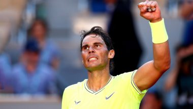 Rafael Nadal vs Juan Ignacio Londero, French Open 2019 Fourth Round Live Streaming: Get Free Live Telecast Online, Match Time in IST and Channel Details in India