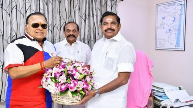 Expelled by DMK for Sexist Remarks on Nayanthara, Radha Ravi Rejoins AIADMK