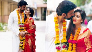 Rajeev Sen and Charu Asopa Get Married in Court, Couple to Have an Elaborate Wedding in Goa Soon! View Pics
