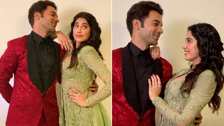 Rajkummar Rao Lauds His Roohi Afza Co-Star Janhvi Kapoor As Sincere and Hardworking Actor