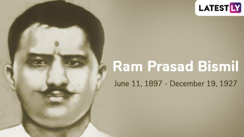 Ram Prasad Bismil's 123rd Birth Anniversary: Remembering Famous Quotes, Poems and Slogans by The Great Indian Revolutionary