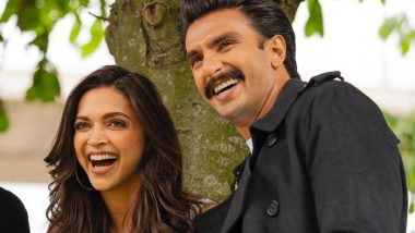 Ranveer Singh Reveals that One Best Thing About Being Married to Deepika Padukone and it's Damn Adorable