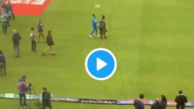 CWC 2019: This Video Of Ranveer Singh Hugging Virat Kohli After India's Win Against Pakistan Is Everything