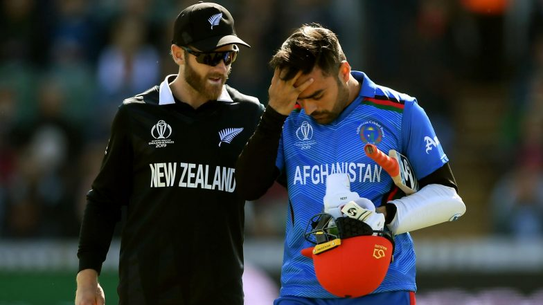 Rashid Khan Injury Update: Spinner  Recovering Well, Says Afghanistan Captain Gulbadin Naib After Struck On Head During AFG vs NZ CWC 2019 Match