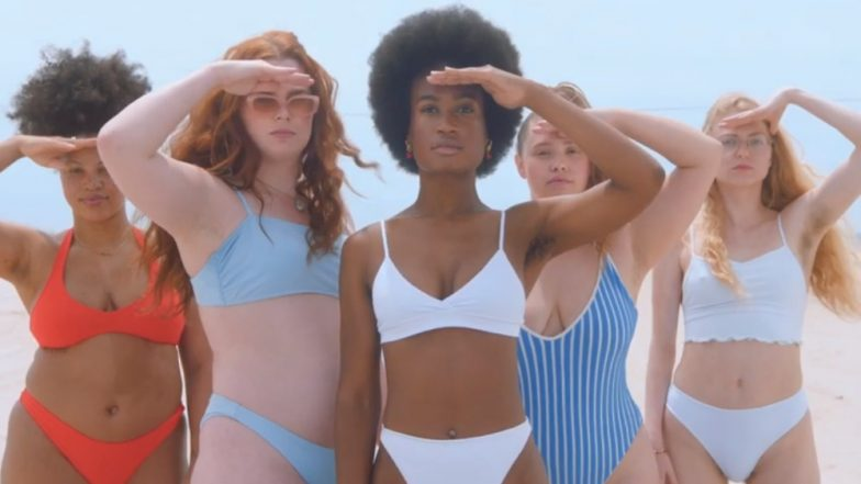 Pubic Hair Shown in Ad for the First Time! Razor Brand Billie's Stance on Body Positivity Impresses Netizens (Watch Video)