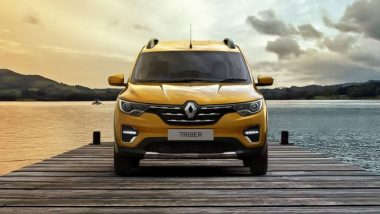 Renault Triber 7-Seater MPV Launched in India; Prices Start From Rs 4.95 Lakh