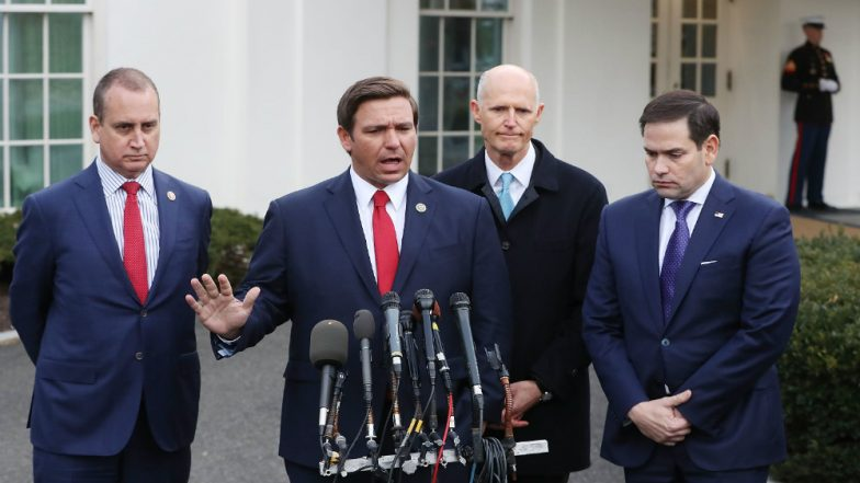 Florida Sued Over Law Barring Ex-Cons From Right to Vote in 2020 Presidential Election